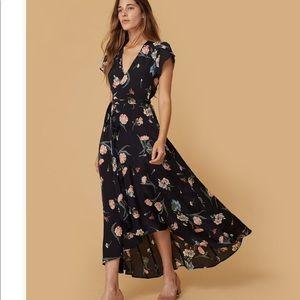 Rare Christy Dawn autumn dress NWOT